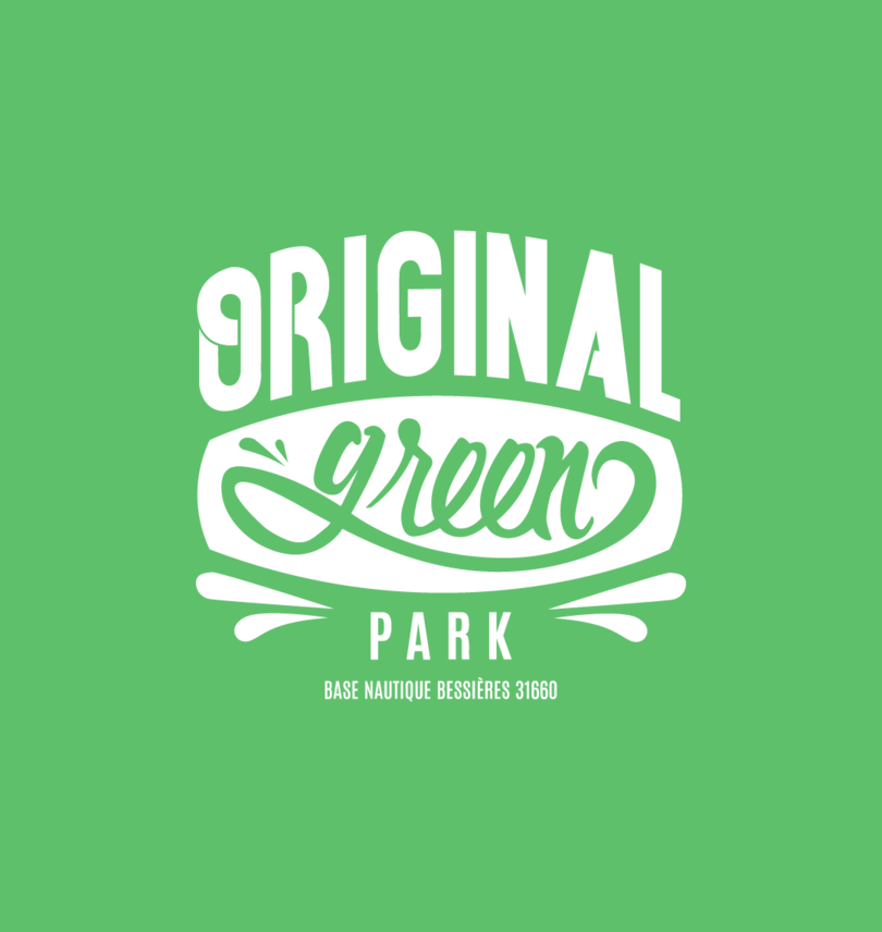 logo original green park